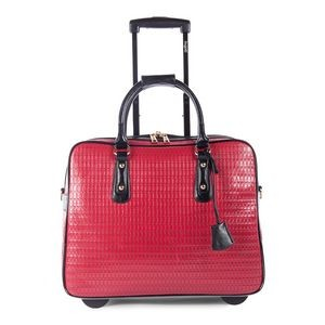 Monica Synthetic Ladies Business Case on Wheels