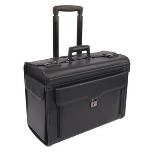"Business Case on Wheels (15¼"" x 18¾"" x 9"")"