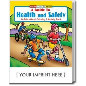 A Guide to Health and Safety Coloring & Activity Book