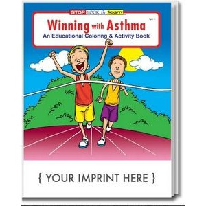 Winning With Asthma Coloring & Activity Book